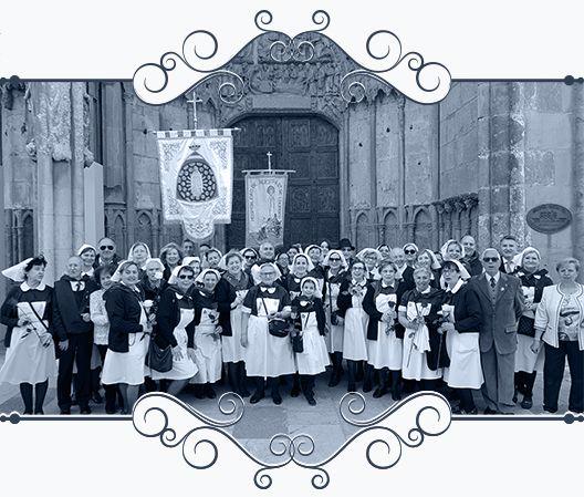 Muestra Auxiliares de la Hospitalidad de Ntra. Sra. de Lourdes (León)