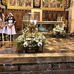 Muestra miniatura de imagen de la visita a León de las Reliquias de Santa Bernardita